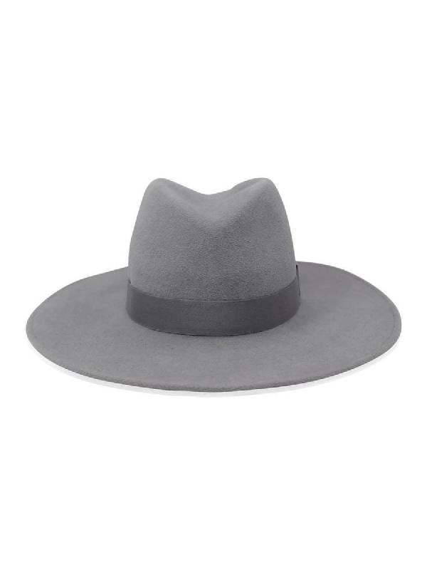 Gigi Burris Millinery Jeanne Hat Silver In Grey