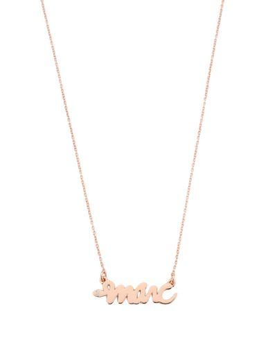 Marc By Marc Jacobs Necklaces In Copper