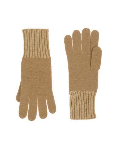 Michael Michael Kors Gloves In Camel