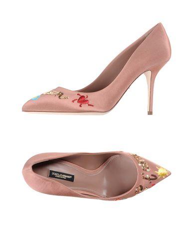 Dolce & Gabbana Pump In Pastel Pink