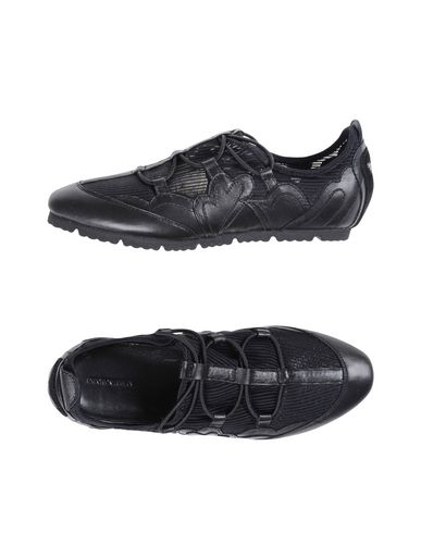 Emporio Armani Sneakers In Black
