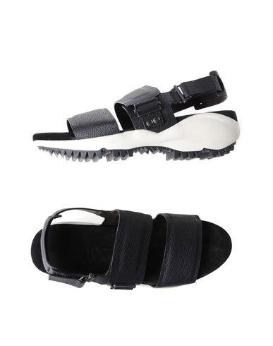 Lanvin Sandals In Black