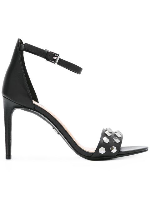 Michael Michael Kors Embellished Open Toe Sandals