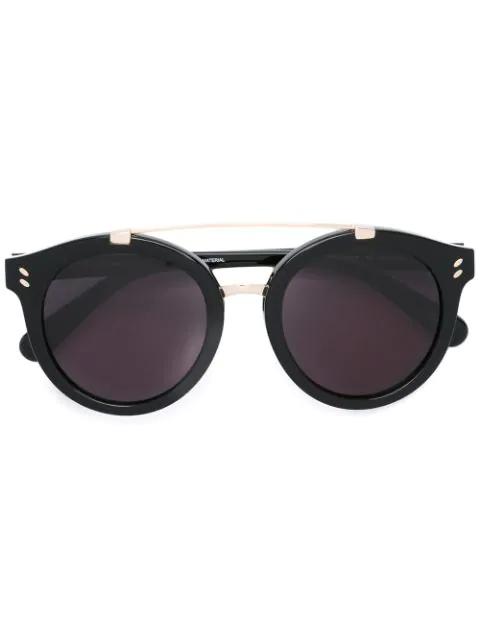Stella Mccartney Round Frame Sunglasses