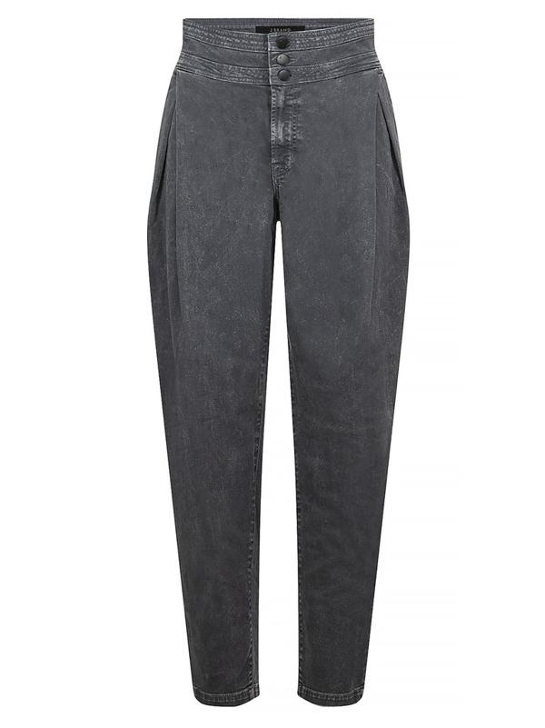 J Brand Carey Straight Leg Jeans In Grey