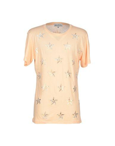 Wildfox T-Shirts In Apricot