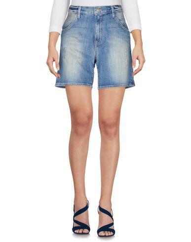 Wildfox Denim Shorts In Blue