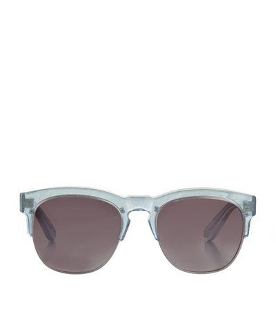 Wildfox Club Fox Sunglasses In Multi