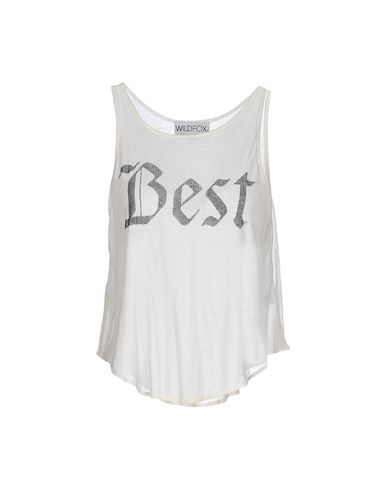 Wildfox Top In Ivory