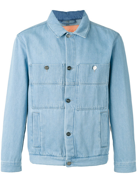 Etudes Studio Blue Denim Guest Jacket
