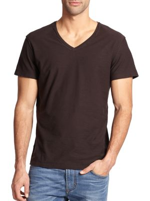 Diesel T-tossik Tee In Black