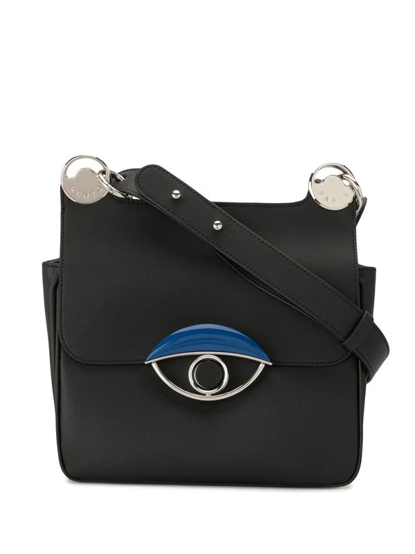 Kenzo Tali Crossbody Bag In Black