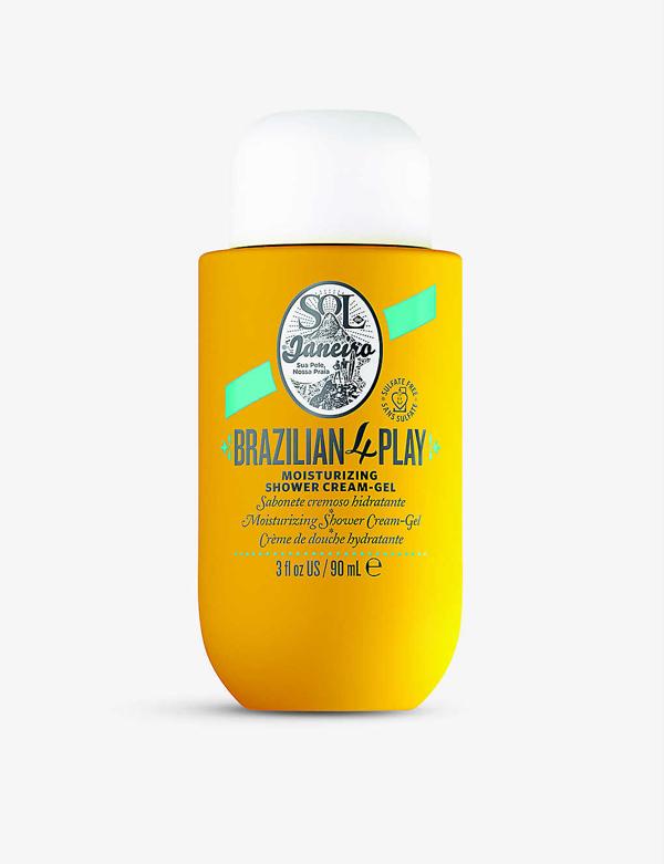 Sol De Janeiro Brazilian 4 Play Shower Cream-gel 90ml