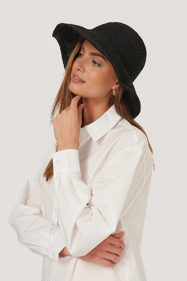Na-kd Summer Bucket Hat - Black