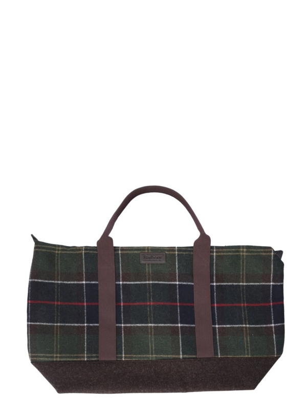 Barbour Multicolor Polyester Travel Bag