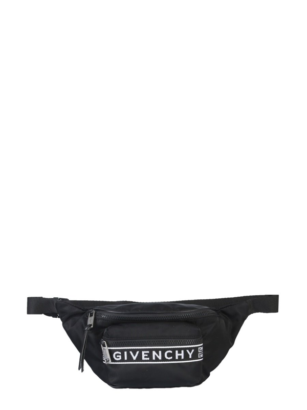Givenchy Black Nylon Pouch