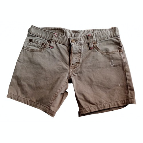 Pre-owned Dsquared2 Denim - Jeans Shorts