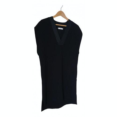 Pre-owned Vince Black Dress