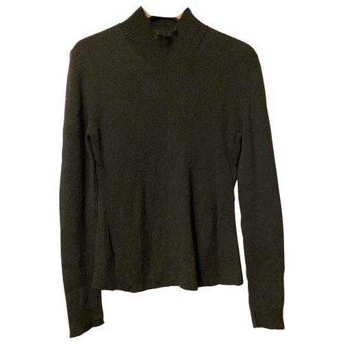 Pre-owned Jil Sander Brown Wool Knitwear