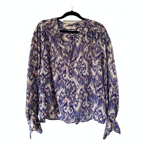 Pre-owned Isabel Marant Étoile Multicolour Silk  Top