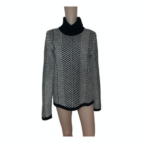 Pre-owned Roberto Cavalli Black Wool Knitwear