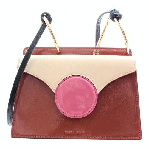 Pre-owned Danse Lente Multicolour Patent Leather Handbag