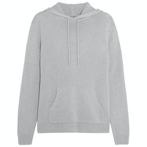 Pre-owned Dion Lee Grey Cashmere Knitwear