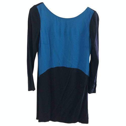 Pre-owned Maje Blue Dress
