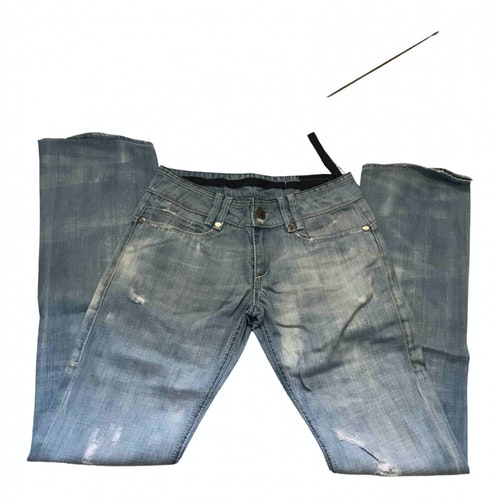 Pre-owned Dondup Cotton Jeans