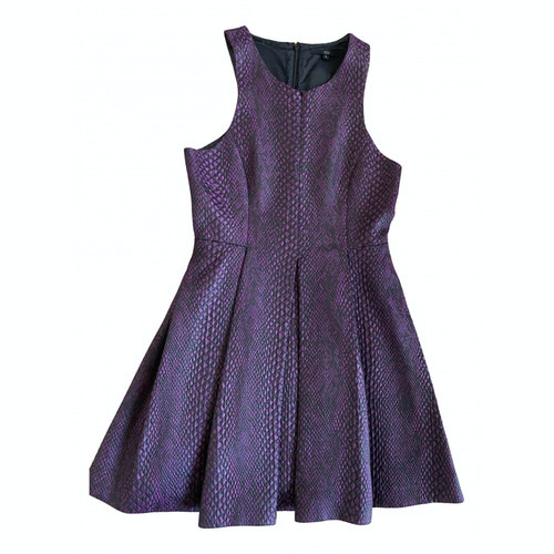 Pre-owned Tibi Purple Dress