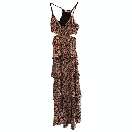 Pre-owned A.l.c Silk Dress