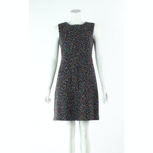 Pre-owned Diane Von Furstenberg Multicolour Cotton Dress