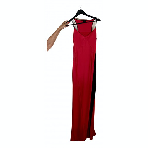 Pre-owned Pinko Red Dress