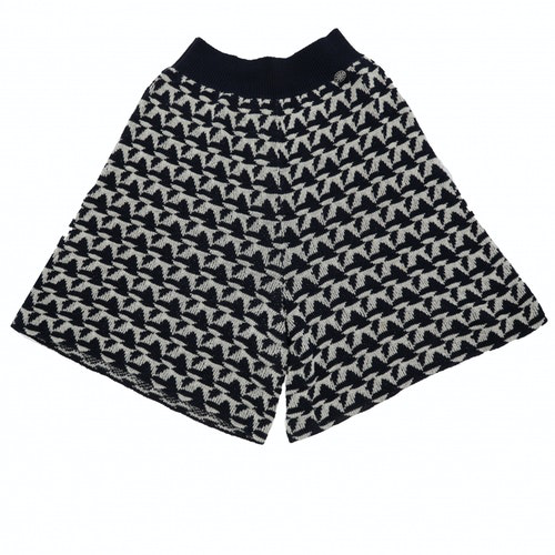 Pre-owned Chanel Blue Cotton Shorts