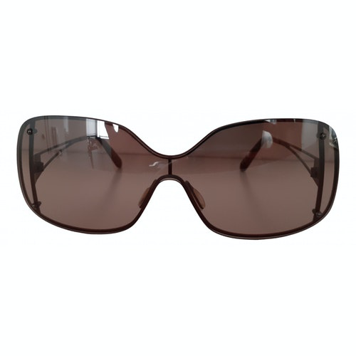 Pre-owned Hugo Boss Camel Sunglasses