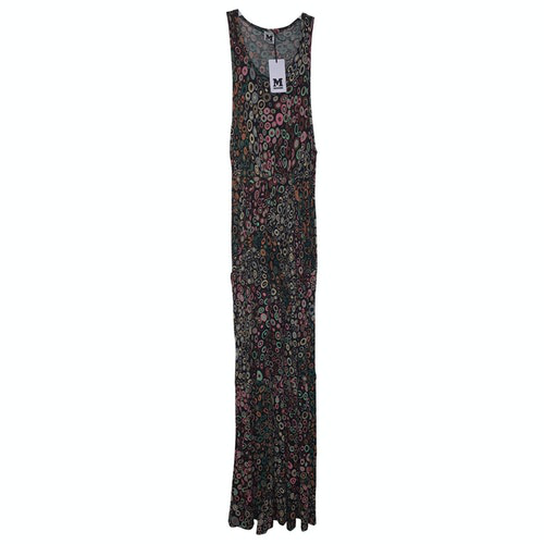 Pre-owned M Missoni Multicolour Cotton - Elasthane Dress