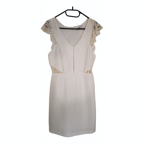 Pre-owned Suncoo White Dress