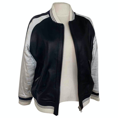 Pre-owned Iro Black Leather Jacket