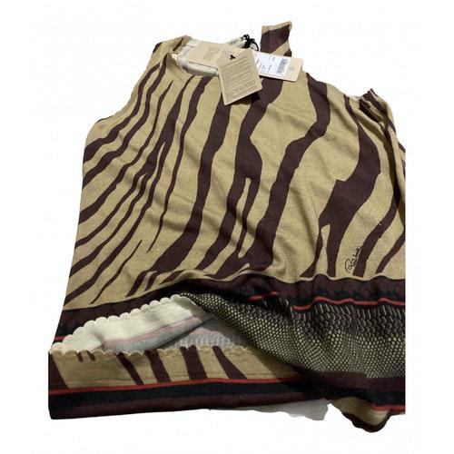 Pre-owned Roberto Cavalli Wool  Top