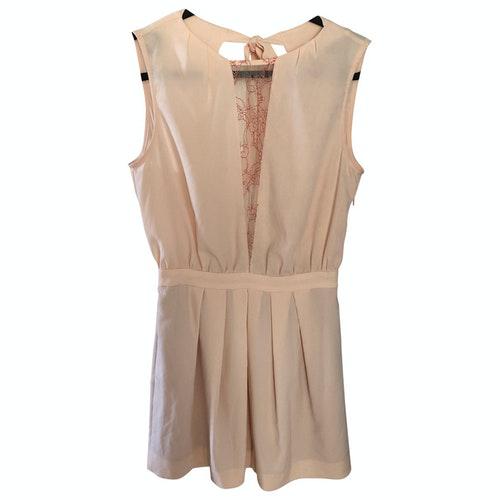 Pre-owned Claudie Pierlot Spring Summer 2019 Pink Dress