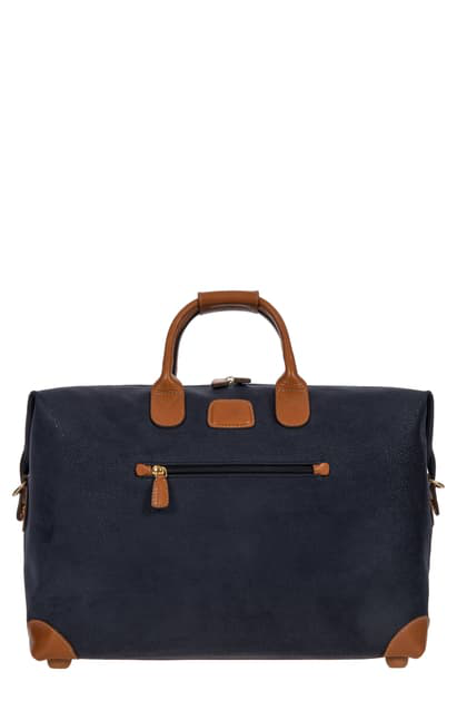 Bric's Life Collection 18-inch Duffle Bag In Blue 2016