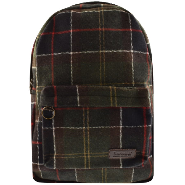 Barbour Cambridge Backpack Green