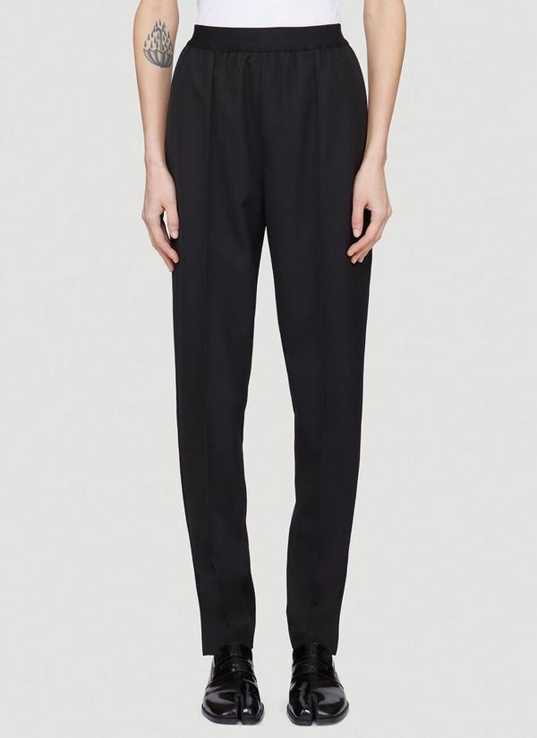 Maison Margiela Trousers In Black