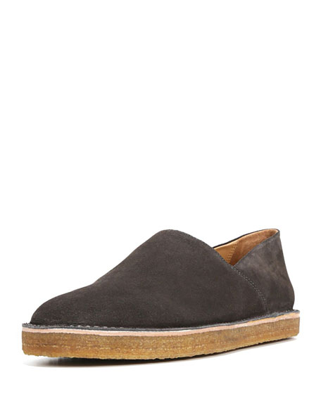 Vince Gifford Suede Slip-On Shoe, Gray