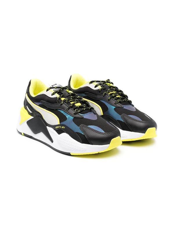 Puma Teen Emoji Rs-x³ Sneakers In Black