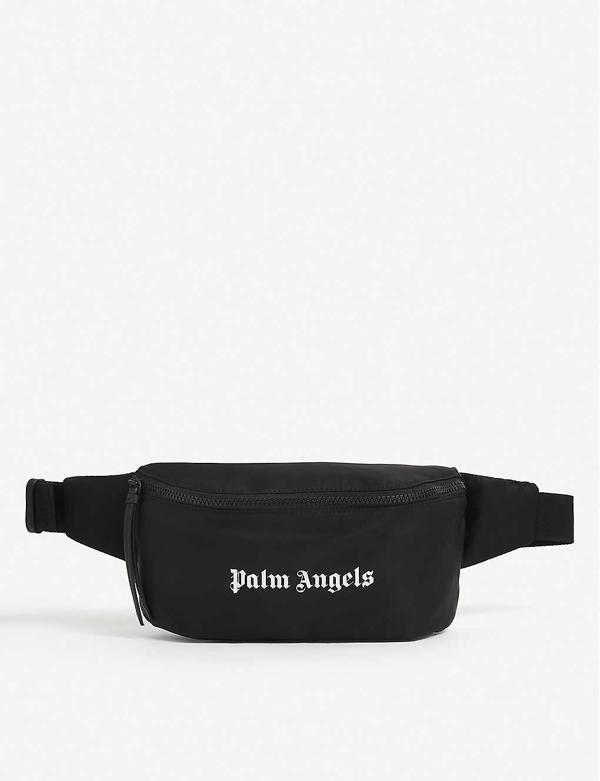 Palm Angels Logo-print Nylon Bum Bag