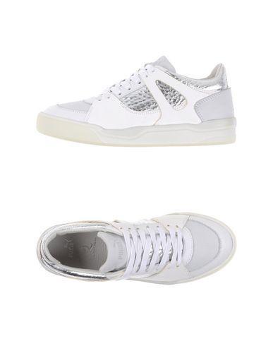 Mcq Puma Sneakers In White