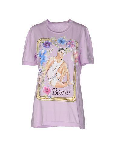 John Galliano T-Shirt In Lilac