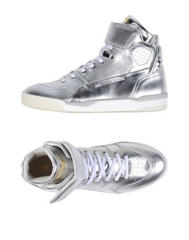 Mcq Puma Sneakers In Silver