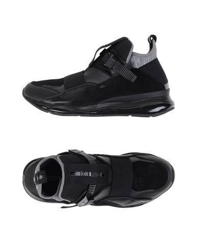 Mcq Puma Sneakers In Black